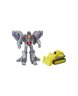 Transformers Cyberverse Spark Armor Battle Figür E4219 E4298 Starscream