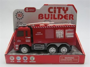 City Builder Pilli İş Makinaları