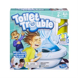 Hasbro Gaming Toilet Trouble Oyunu