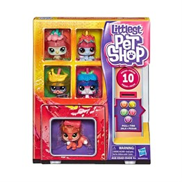 Littlest Pet Shop Miniş Otomatı E5478 E5621 Tilki
