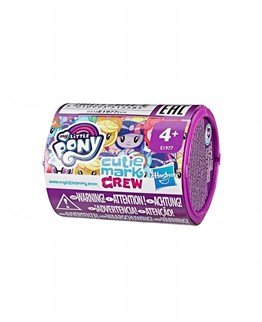 My Little Pony Cute Mark Crew Sürpriz Mor Paket E1977