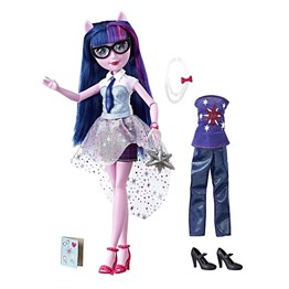 My Little Pony Equestria Girls Moda Seti E1931 E2745 Twilight Sparkle