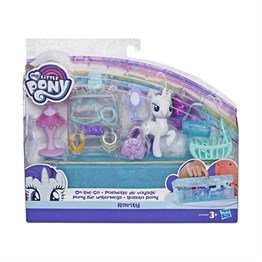 My Little Pony Oyun Çantası Rarity E4967 E5018