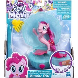My Little Pony Müzikli Pinkie Pie Seapony Oyuncak