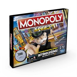Monopoly Speed E7033