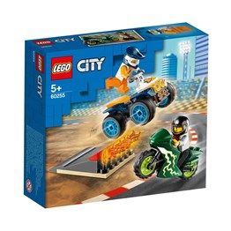 LEGO City Nitro Wheels Gösteri Ekibi 60255