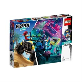 LEGO Hidden Side Jackin Plaj Arabası 70428